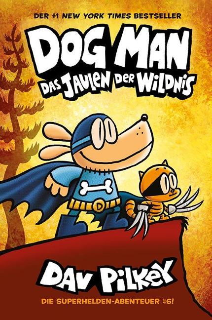 Dog Man 6 - Dav Pilkey