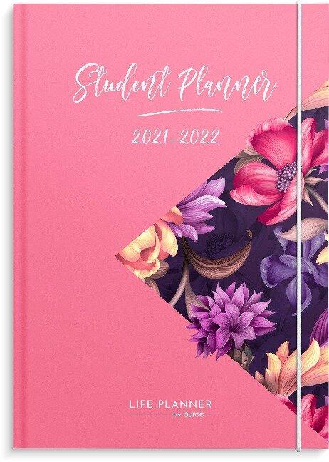 Student Planner Schülerkalender 2021/2022 -