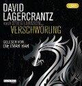 Verschwörung - David Lagercrantz