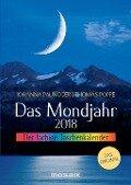 Das Mondjahr 2018. Der farbige Taschenkalender - Johanna Paungger, Thomas Poppe