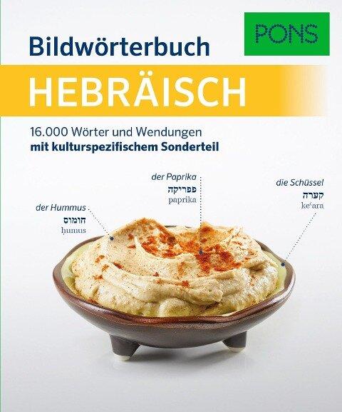 PONS Bildwörterbuch Hebräisch -