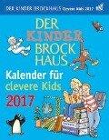Der Kinder Brockhaus Kalender für clevere Kids 2017 -