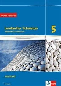 Lambacher Schweizer Mathematik 5. Arbeitsheft plus Lösungsheft Klasse 5. Ausgabe Sachsen -