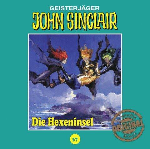 John Sinclair Tonstudio Braun - Folge 37 - Jason Dark