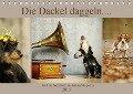 Die Dackel daggeln.... (Tischkalender 2019 DIN A5 quer) - Kathrin Köntopp