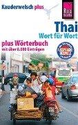 Kauderwelsch plus Thai - Wort für Wort - Martin Lutterjohann