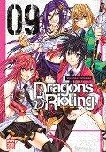 Dragons Rioting 09 - Tsuyoshi Watanabe