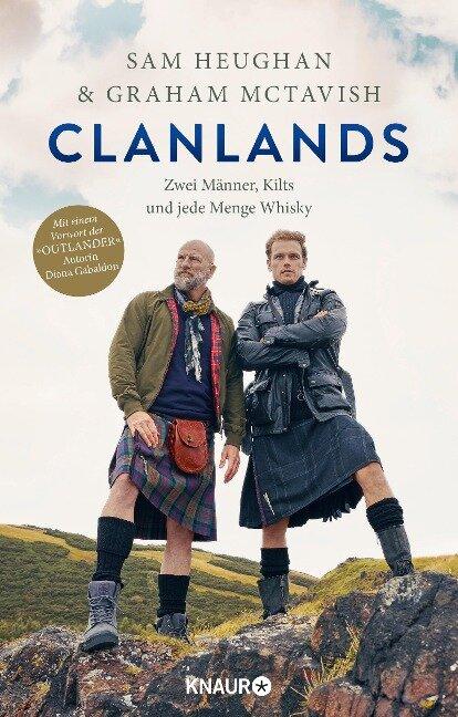 Clanlands - Sam Heughan, Graham Mctavish