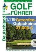 Albrecht Golf Führer Deutschland 18/19 inklusive Gutscheinbuch - Oliver Albrecht