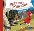Die große Märchenbox - Hans Christian Andersen, Jacob Grimm, Wilhelm Grimm