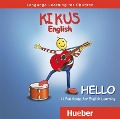 KIKUS-Materialien. Audio-CD Hello - Edgardis Garlin, Stefan Merkle