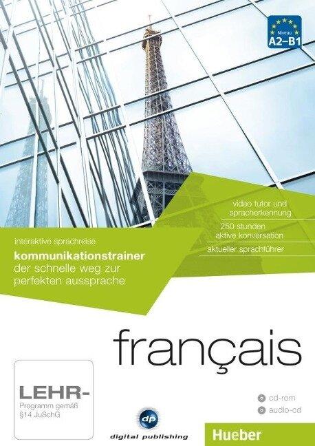 interaktive sprachreise kommunikationstrainer français -