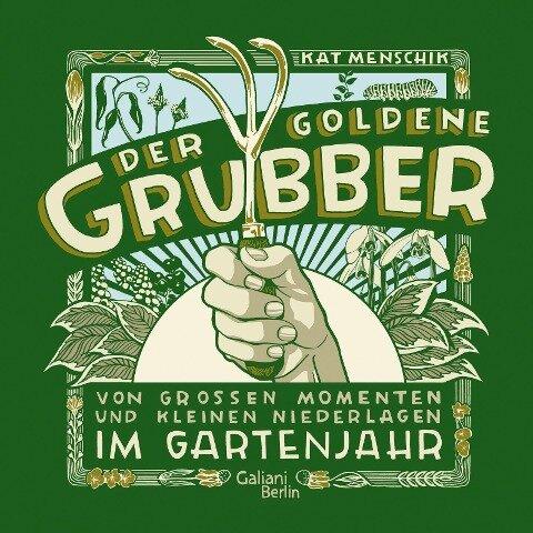 Der goldene Grubber - Sonderausgabe - Kat Menschik