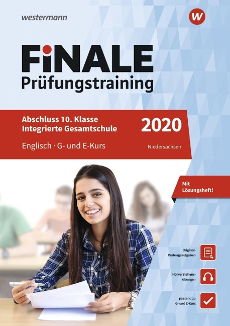 FiNALE Prüfungstraining 2020 Abschluss Integrierte Gesamtschule Niedersachsen. Englisch - Christine Hensel, Stephanie Wirth