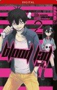 Blood Lad Brat 02 - Yuuki Kodama, Kanata Yoshino