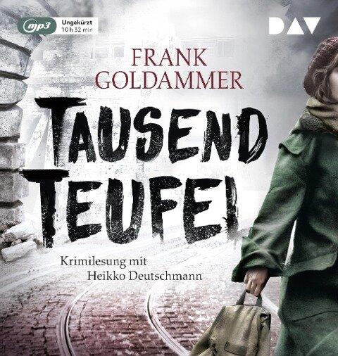 Tausend Teufel - Frank Goldammer