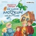 Die kleine Motzkuh - Annette Langen