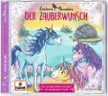 CD Hörspiel: Einhorn-Paradies. Der Zauberwunsch (Bd. 1) - Anna Blum