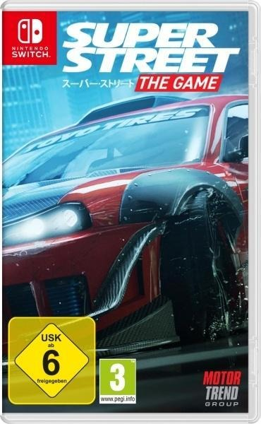 Super Street - The Game (Nintendo Switch) -