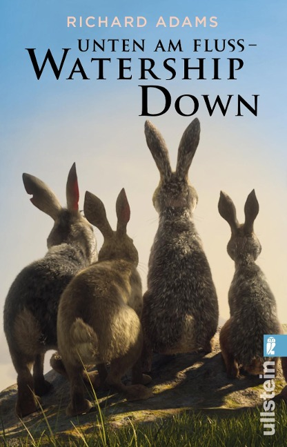 Unten am Fluss - 'Watership Down' - Richard Adams