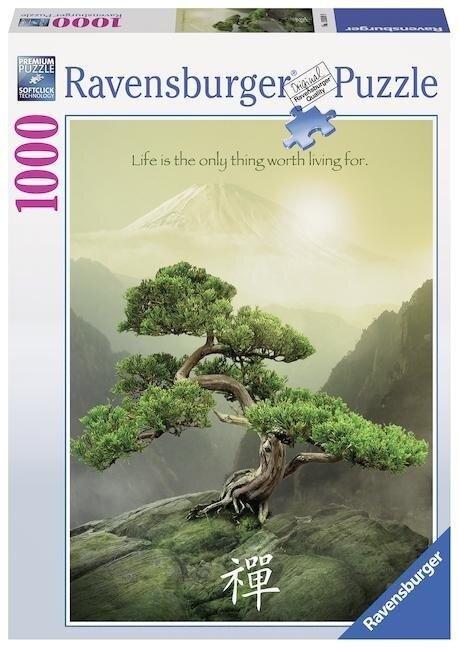 Zen Baum. Puzzle 1000 Teile -