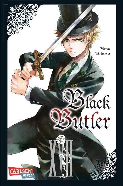 Black Butler 17 - Yana Toboso