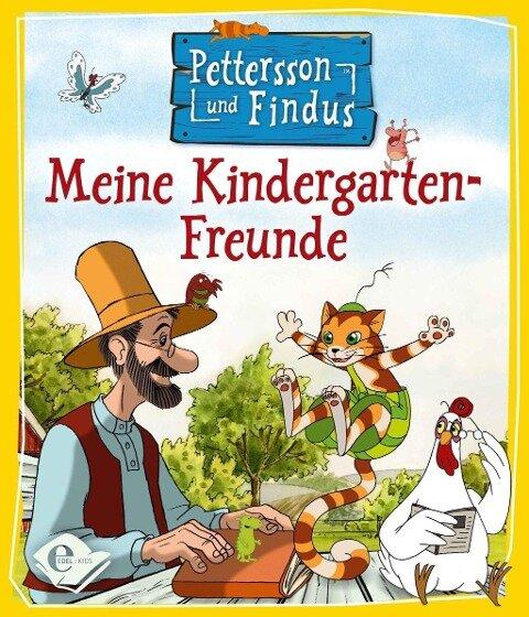 Pettersson und Findus Freundebuch - Sven Nordqvist