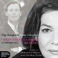 Mein ferner lieber Mensch 2CD's - Olga Knipper, Anton Tschechow