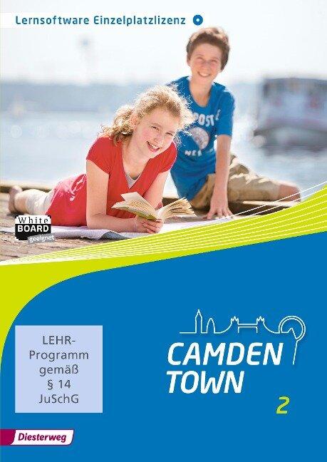 Camden Town 2 - Allgemeine Ausgabe 2012 für Gymnasien -