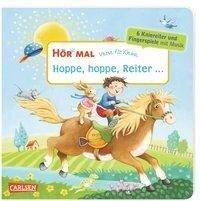 Hör mal (Soundbuch): Verse für Kleine: Hoppe, hoppe, Reiter ... -
