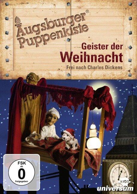 Augsburger Puppenkiste - Geister der Weihnacht -