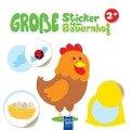 Große Sticker - Auf dem Bauernhof ab 2 J. -