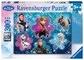 Disney Frozen: Die Eiskönigin. Puzzle 300 Teile -