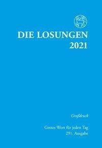 Die Losungen für Deutschland 2021 - Grossdruck, kartoniert -
