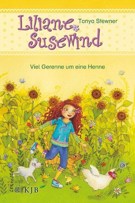 Liliane Susewind - Viel Gerenne um eine Henne - Tanya Stewner