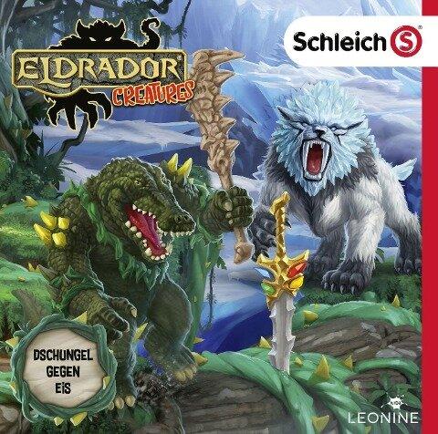 Schleich Eldrador Creatures CD 02 -