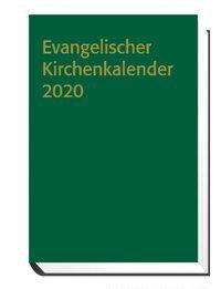 Evangelischer Kirchenkalender 2020 - Taschenkalender -