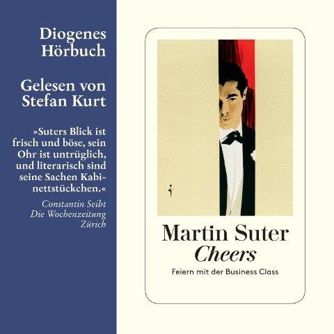 Cheers - Martin Suter
