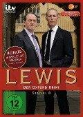 Lewis - Der Oxford Krimi 08 - Lewis-Der Oxford Krimi