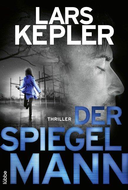 Der Spiegelmann - Lars Kepler