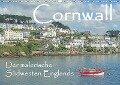Cornwall. Der malerische Südwesten Englands (Wandkalender 2019 DIN A3 quer) - Anita Berger