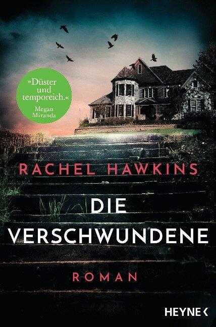 Die Verschwundene - Rachel Hawkins