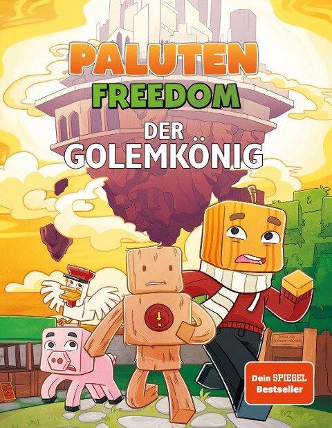 Der Golemkönig - Paluten, Haiko Hörnig