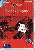 Bloody Legacy - Michael Bacon