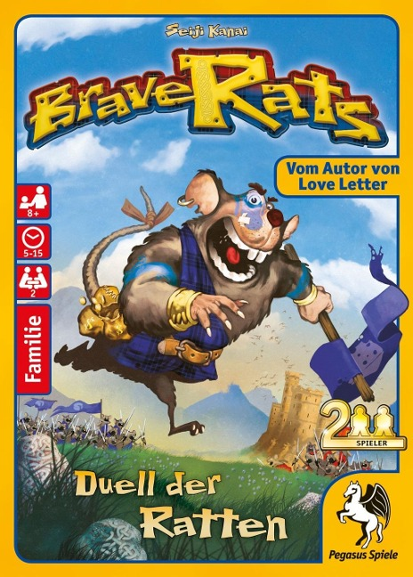 Brave Rats - Das Duell der Ratten -