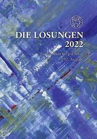 Die Losungen für Deutschland 2022 - Geschenkausgabe Normalschrift -