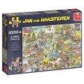 Jan van Haasteren - Die Urlaubsmesse - 1000 Teile Puzzle -