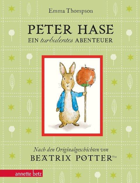 Peter Hase - Ein turbulentes Abenteuer - Emma Thompson