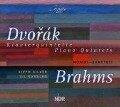 Klavierquintette - Klavierduo Silber/Garburg/Nomos-Quartett