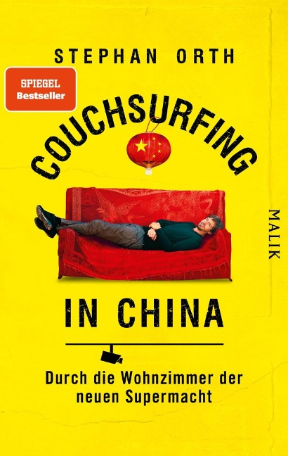 Couchsurfing in China - Stephan Orth